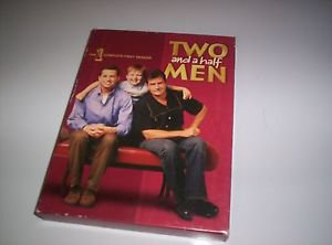 Two and a Half Men The Complete Season 1 DVD