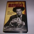 Maverick Collectible VHS  James Garner TV Series 1958-1959 2 Episodes