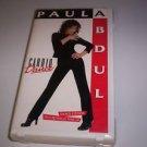 Paula Abdul Cardio Dance Fitness Exercise Video VHS 2000