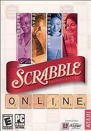 Scrabble Online (PC, 2004, Atari)