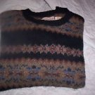Vintage Mens Bemidji Woolen Mills Minnesota Sweater Size Large Wool Blend