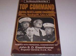 The Winning of World War II - Top Command - Pacific Commanders UNOPENED  VHS