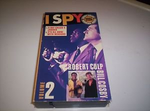 I Spy Volume 2, VHS,  2 Television Episodes  Bill Cosby  Robert Culp