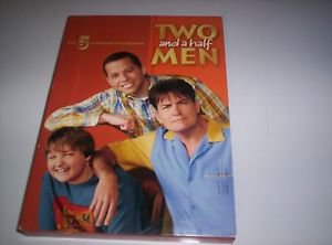 Two and a Half Men The Complete Season 5 DVD