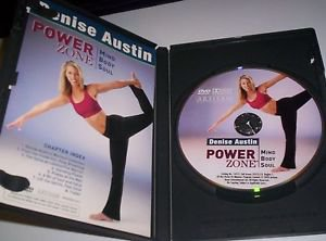 Power Zone: Mind, Body, Soul Denise Austin DVD