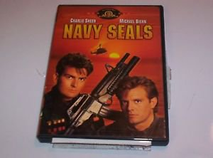 Navy Seals (DVD, 2001, Movie Time) Charlie Sheen