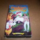 Disney's Sing Along Songs I Love To Laugh  Volume 9 VHS Tape Collectible