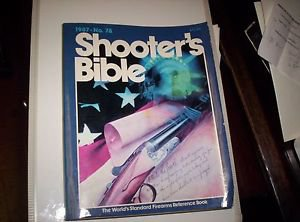 Stoegers Shooters Bible 1987 #78  Collectible