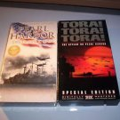 World War II -- Lot of 2 Pearl Harbor VHS Tapes, Tora, Tora, Tora & Documentory