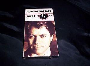VINTAGE ROBERT PALMER SUPER NOVA music video VHS tape 11 Classic Tracks 1989