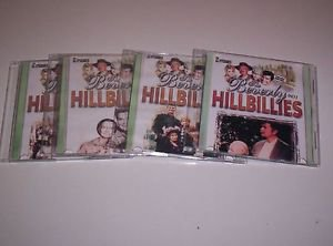 BEVERLY HILLBILLIES VOLS 1-4 BY BEVERLY HILLBILLIES (DVD)