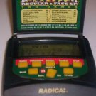 RARE RADICA HANDHELD ELECTRONIC  BLACKJACK 21 REGULAR FACE UP GAME LCD CASINO
