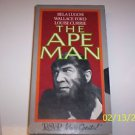 The Ape Man VHS Video Tape 1943 Bela Lugosi B/W Horror B-movie Halloween Coming