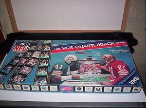 1986 VCR QUARTERBACK GAME