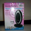 Monoprice HDA-6710 Digital Indoor 20dB TV Antenna