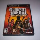 ***GUITAR HERO III 3: LEGEND OF ROCK PS2 PLAYSTATION 2 COMPLETE***