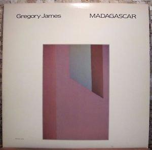 GREGORY JAMES MADAGASCAR ROGUE 1276 LP NM/EX