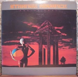 Strange Advance - Worlds Away Capitol 12232 NM/EX