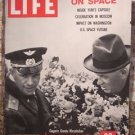 LIFE MAGAZINE -BEST OFFER- APRIL 21 1961 YURI GAGARIN SIDNEY POITIER GARY PLAYER