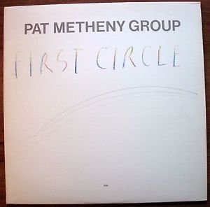 Pat Metheny Group -BEST OFFER- �First Circle� ECM 25008-1E EX EX + with insert