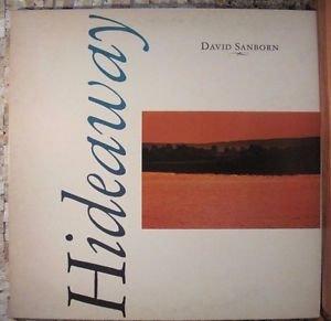 DAVID SANBORN LP Hideaway 1980 Warner Brothers  jazz NM/EX