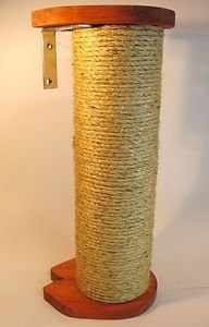 Corner mount Cat Scratching Post 15� x 4 ½� FREE SHIPPING!