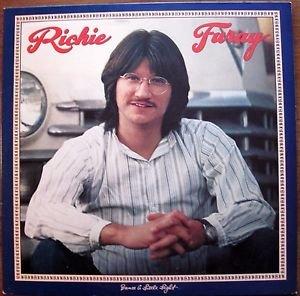 Richie Furay - Dance A Little Light  BEST OFFER 1978 LP RECORD EX EX -
