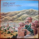 LITTLE FEAT / TIME LOVES A HERO - BEST OFFER LP RECORD 1977  K56349 UK PRESSING