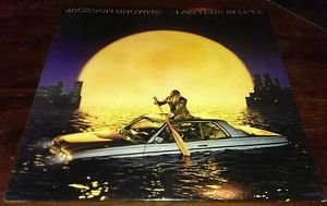 Jackson Browne - Lawyers In Love LP Vinyl Record Album Asylum 1983 ST-EA-60268