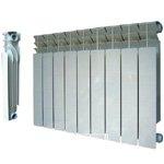 Aluminium Die Casting Radiator
