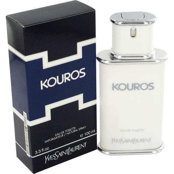 Kouros by Yves Saint Laurent - 3.3 OZ EDT
