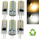 G4 LED Corn Bulb 3W 4W 5W Crystal Lamp Replace Halogen Light AC/DC 12V 110V 220V