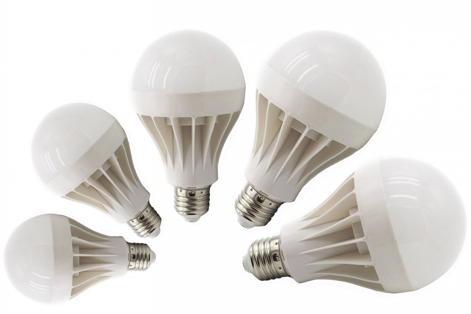 Wholesale E26 E27 Energy Saving LED Bulb Globe Light Lamp Warm/Cool White 110V