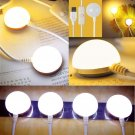 USB Charging LED Magnet-lamp Light  Dimmable For Laptop PC Table Night Reading