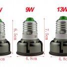 COB Led Dimmable  E27 GU5.3 E14 Spotlight 5W 9W 13W Bright Light 110V 220V White