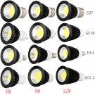 GU10/MR16/GU5.3/E27/E14 Dimmable LED Spotlight Bulb Lamps 6W 9W 12W Ultra Bright