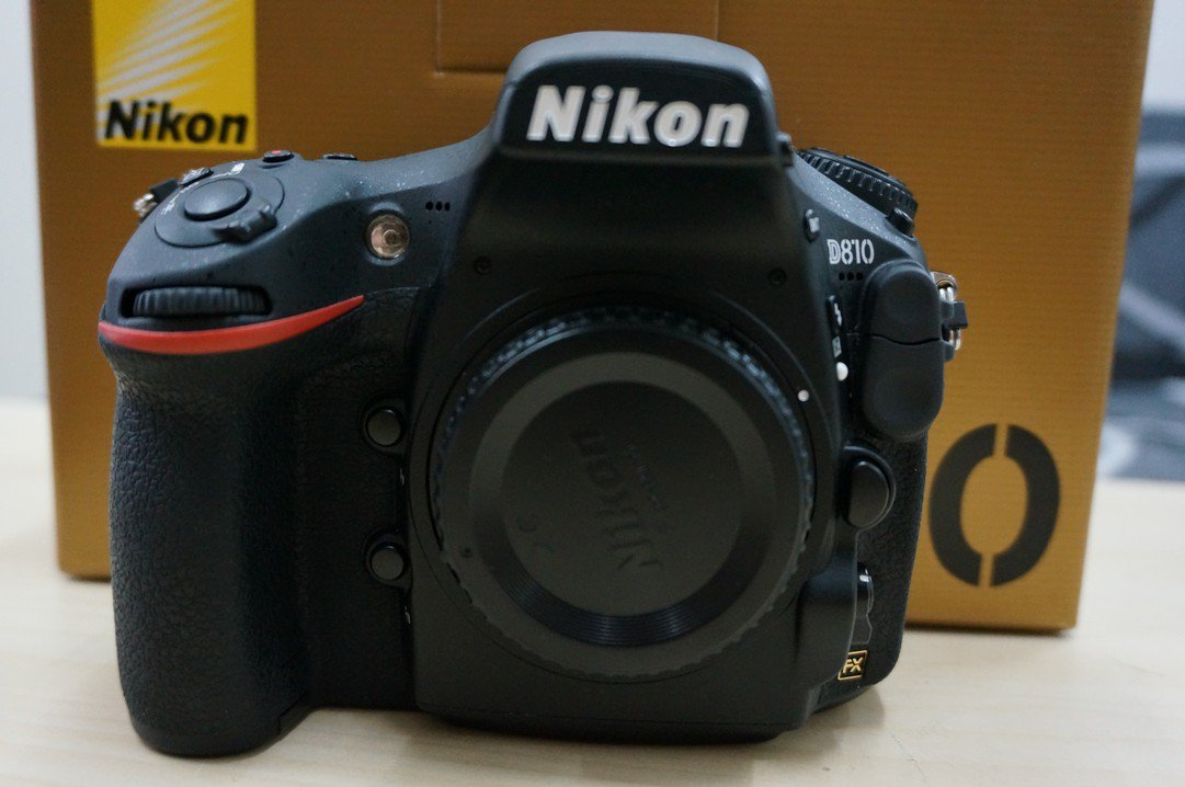 Nikon D810 DSLR Camera