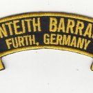 Monteith Barracks patch
