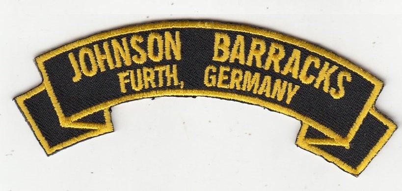 Johnson Barracks
