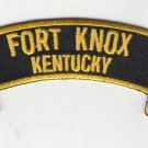 Fort Knox, Kentucky (Rocker Tab)