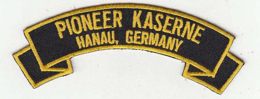 Pioneer Kaserne