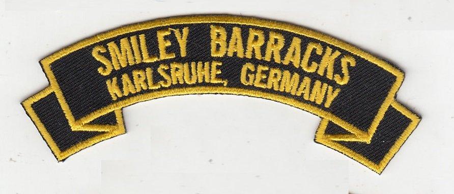 Smiley Barracks