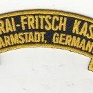 Cambrai-Fritsch Kaserne ( Darmstadt)