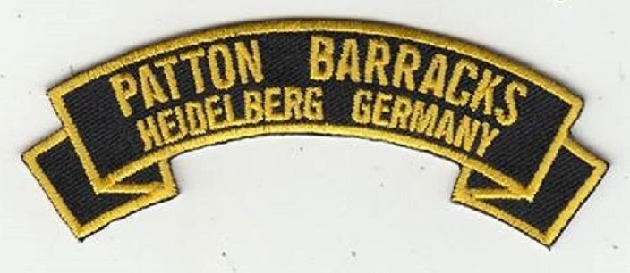 Patton Barracks