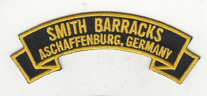 Smith Barracks (Aschaffenburg)