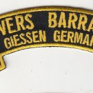 Rivers Barracks (The Zoo) Giessen-IN STOCK!