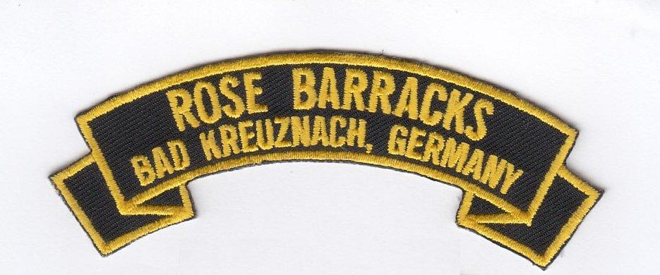 Rose Barracks -presales