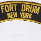 Fort Drum-presales