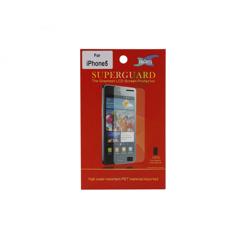 Set Of 2 iPhone 5 Screen Protectors