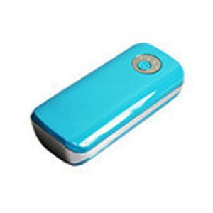 Blue Portable Power Bank